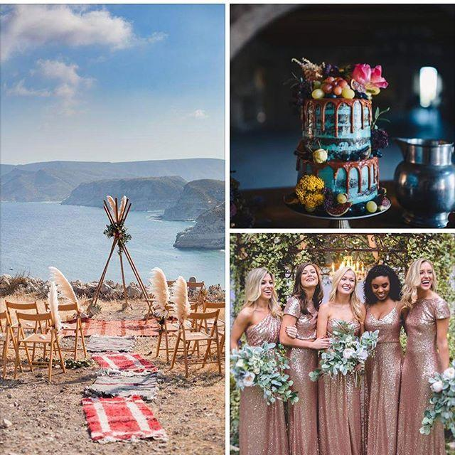 Mariage - Boho Weddings (Kelly Hood)