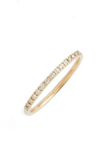 Wedding - Zoë Chicco Thin Diamond Pavé Band Ring