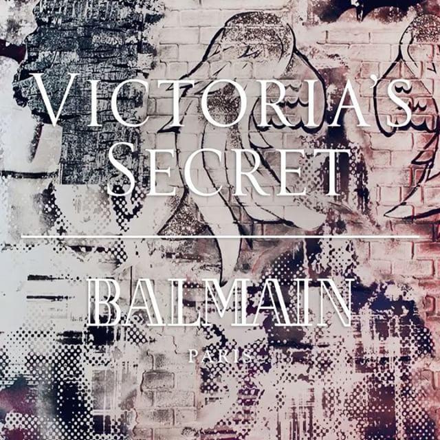 Свадьба - Victoria's Secret