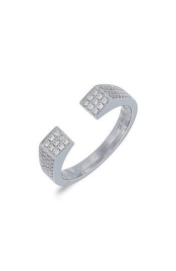 Mariage - Bony Levy Openwork Diamond Ring (Nordstrom Exclusive)