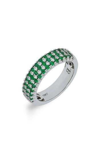 Mariage - Bony Levy Emerald & Diamond Ring (Nordstrom Exclusive)