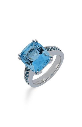 Mariage - Bony Levy Aquamarine & Blue Topaz Ring (Nordstrom Exclusive)