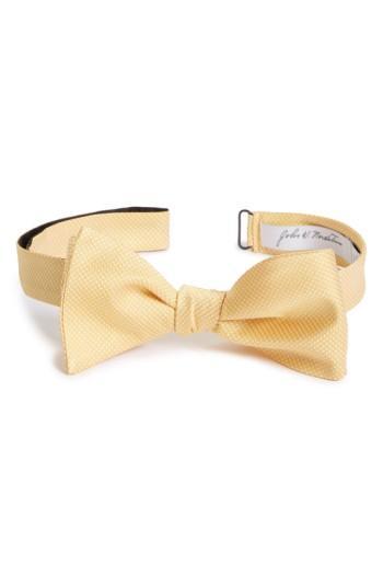Свадьба - John W. Nordstrom® Dot Silk Bow Tie