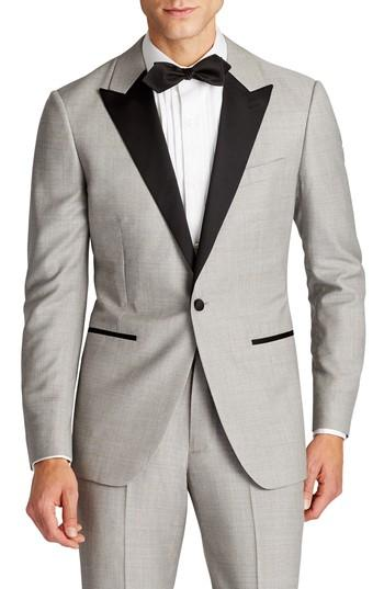 Hochzeit - Bonobos Capstone Slim Fit Wool Dinner Jacket