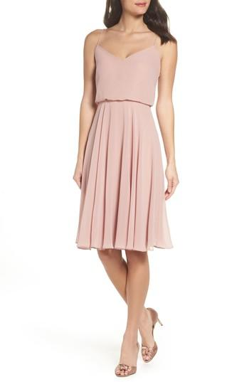 Wedding - Jenny Yoo Sienna Chiffon Dress