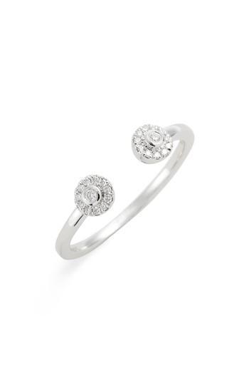Mariage - Dana Rebecca Designs Lauren Joy Open Diamond Ring