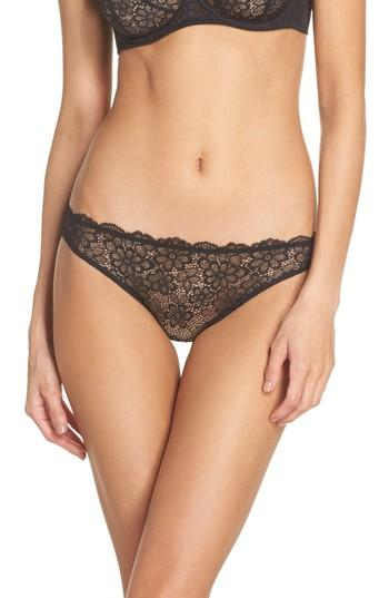 Wedding - Les Girls Les Boys Daisy Lace Panties