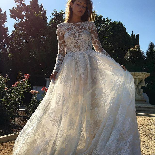 زفاف - Monique Lhuillier Bride