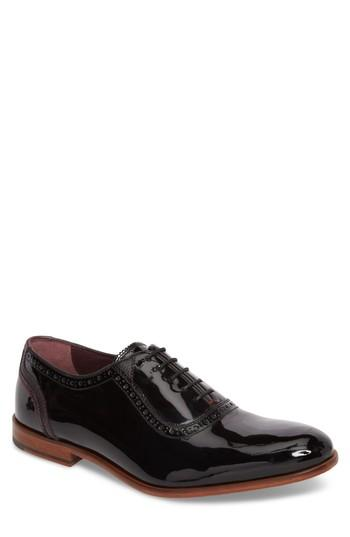 Wedding - Ted Baker London Anice Plain Toe Oxford (Men)