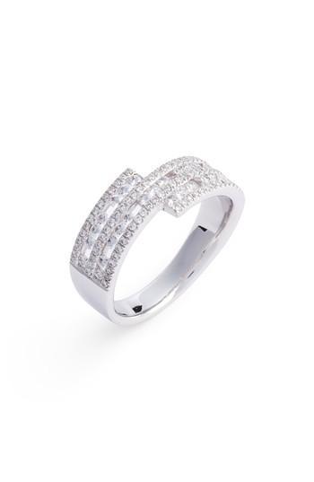 Mariage - Bony Levy Amara Luxe Wrap Diamond Ring (Nordstrom Exclusive)