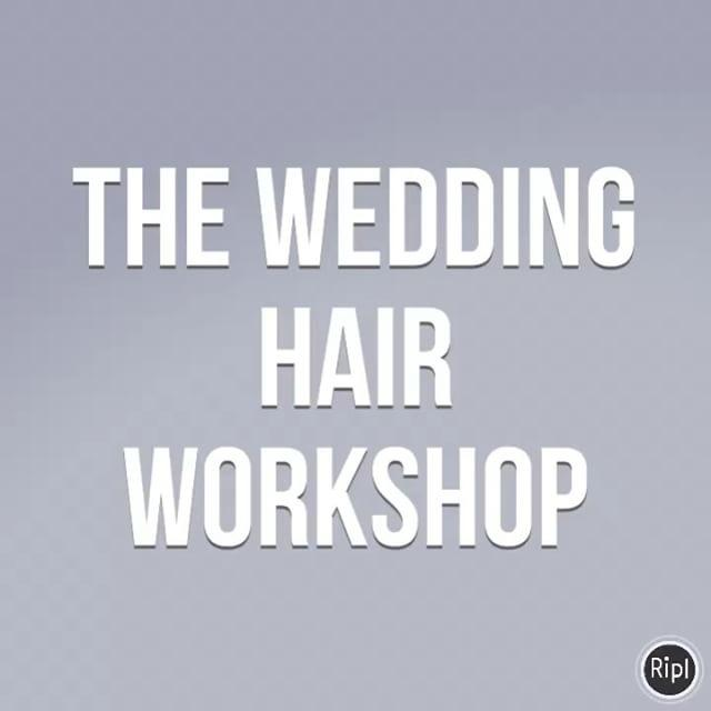 Свадьба - Bridal/Event Hair Specialist