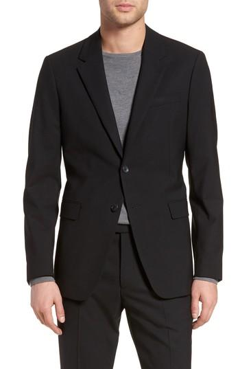 Wedding - Theory Chambers Slim Fit Stretch Wool Blazer