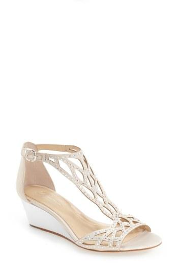 Wedding - Imagine by Vince Camuto 'Jalen' Wedge Sandal (Women)