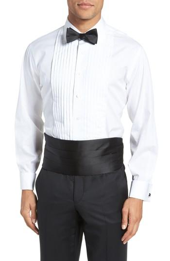 زفاف - Nordstrom Men's Shop Silk Cummerbund & Bow Tie Set