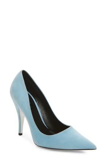 Свадьба - CALVIN KLEIN 205W39NYC Roslynn Pointy Toe Pump (Women)