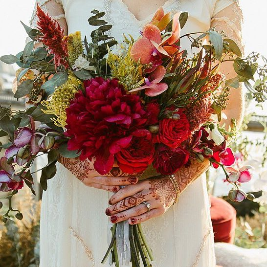 Hochzeit - Boho Weddings (Kelly Hood)