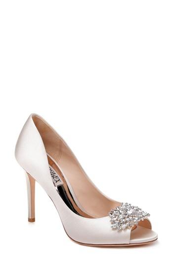 Свадьба - Badgley Mischka Paloma Pump (Women)