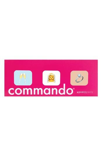 Mariage - Commando Panty Party - Wedding 3-Pack Thongs