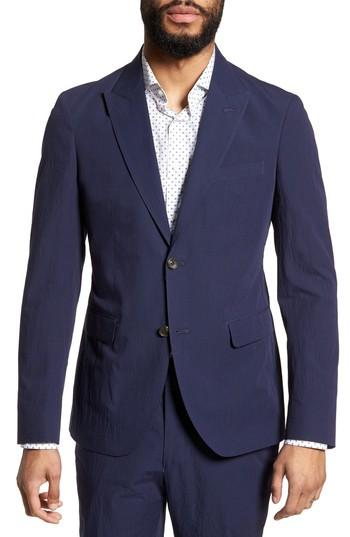 Wedding - Strong Suit Volante Seersucker Suit Jacket