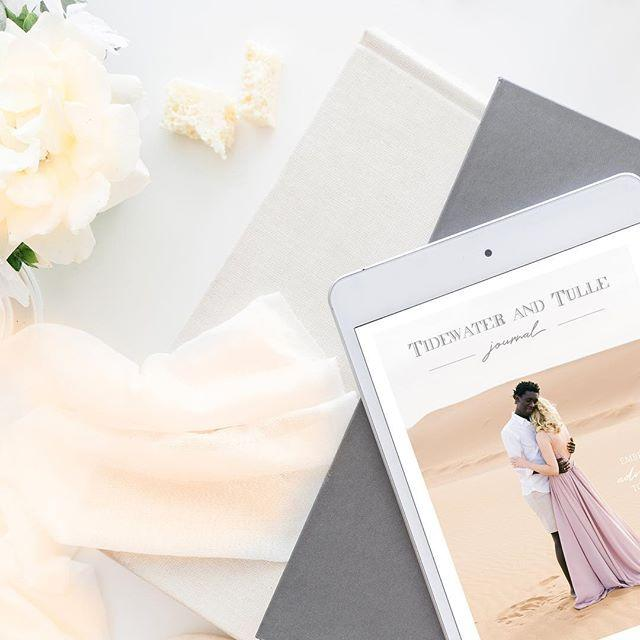 Mariage - Tidewater and Tulle