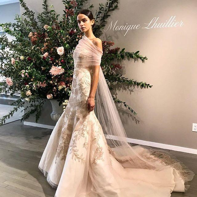 Mariage - Monique Lhuillier Bride