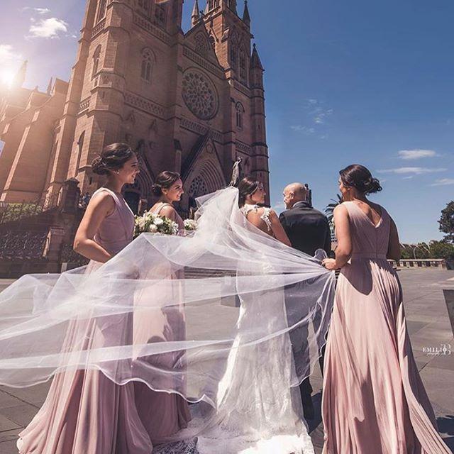 زفاف - DANIELLE & DEANNE