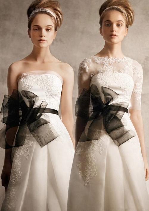Mariage - Chic Robe de mariage de conception spéciale