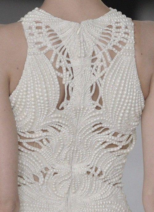 Wedding Dresses Pearls 92