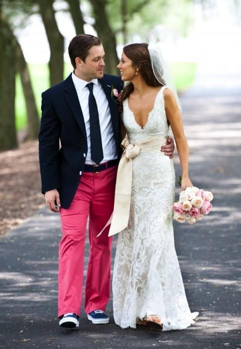 Mariage - Costume de mariage