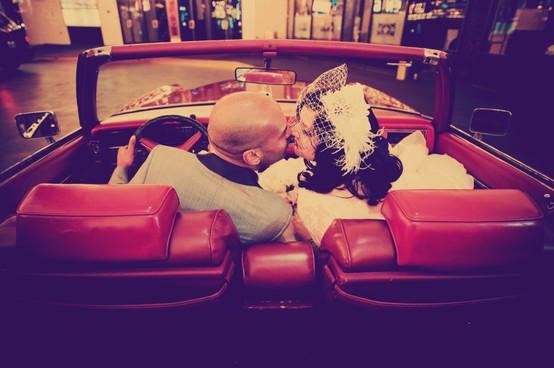 Mariage - Photographie de mariage professionnel ♥ Wedding Car classique