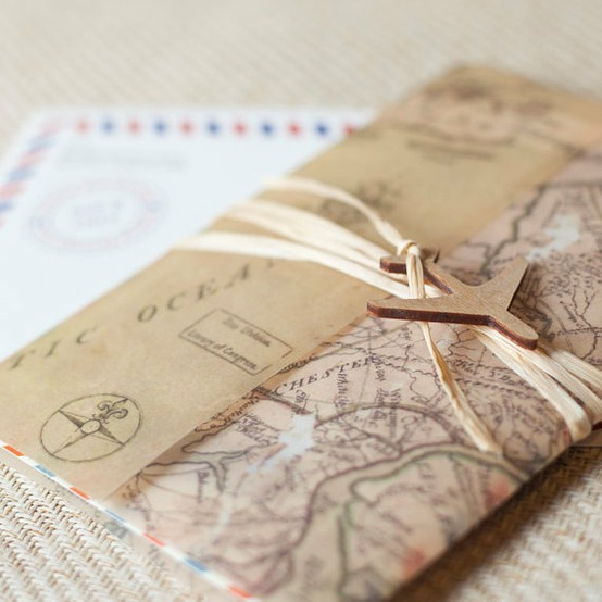Outstanding Vintage Travel Wedding Invitations 554 x 554 · 57 kB · jpeg
