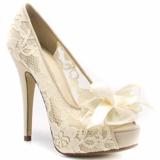 Образ Свадебная обувь