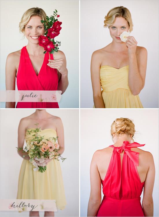 Mariage - Petite robe Borrowed