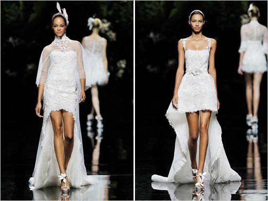 Pronovias Short Dress
