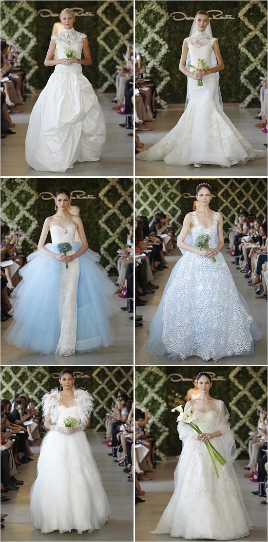 زفاف - أوسكار دي لا رنتا 2013 كوكتيل الزفاف