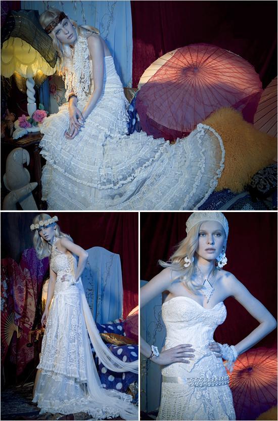 زفاف - فستان زفاف كريس Yolan