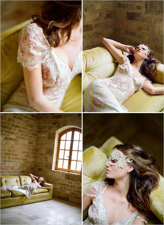 Wedding - Claire Pettibone 2012