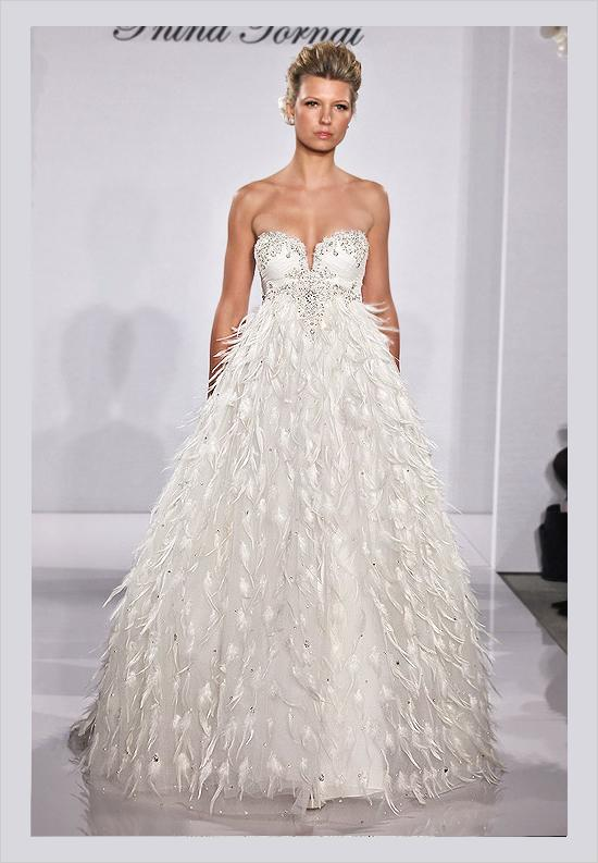 Dress - Pnina Tornai Wedding Gowns #792530 - Weddbook