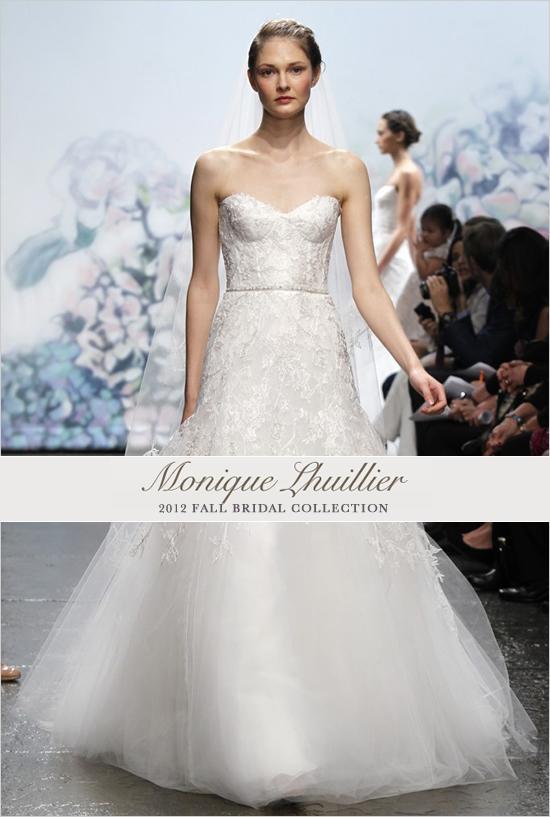 زفاف - مونيك Lhullier خريف 2012