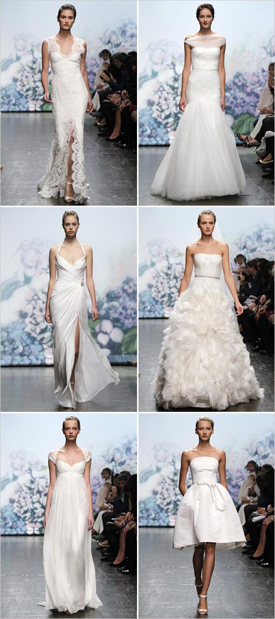 Wedding - Monique Lhullier Fall 2012 Collection