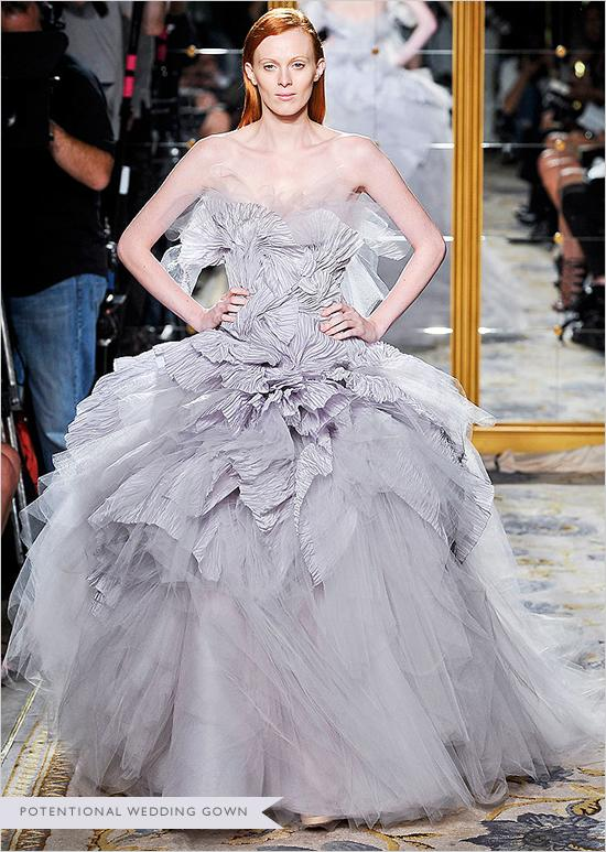 Mariage - Marchesa Spring 2012 Collection