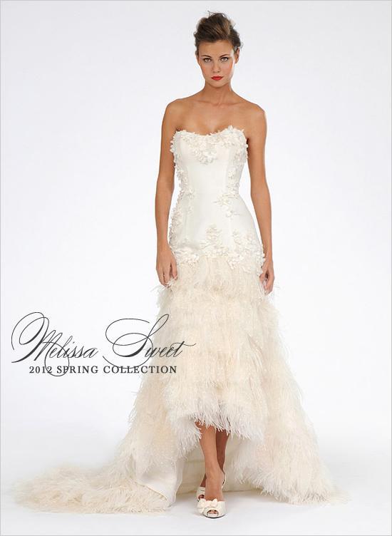 Mariage - Melissa Sweet Bridals 2012