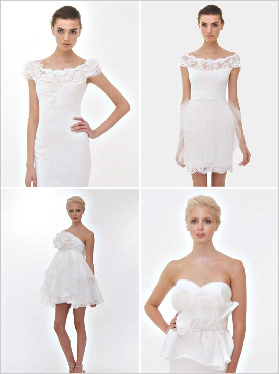 Wedding - Marchesa Spring Bridal 2012