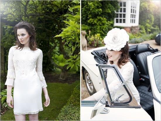 Mariage - Robe de mariée courte