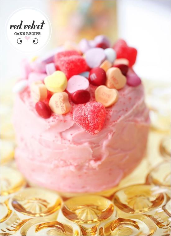 Hochzeit - Red Velvet Cakerecipe