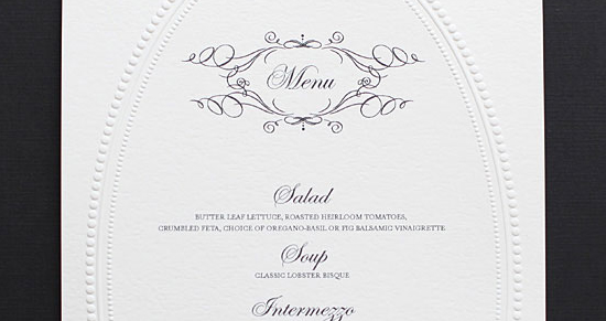 fancy menu template free Josemulinohouseco