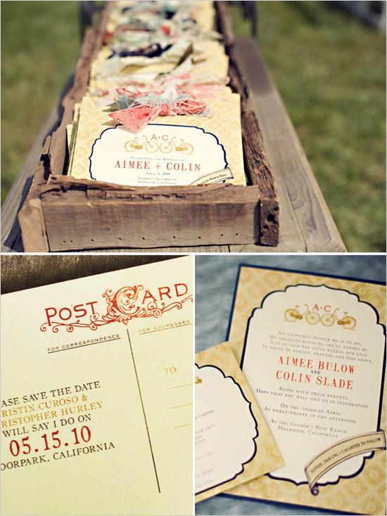 Hochzeit - Posh Paperie