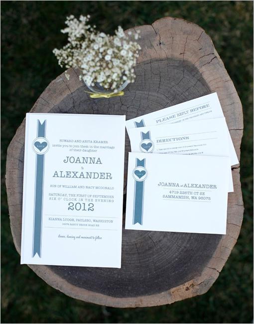 Hochzeit - Kostenlose Hip-Hochzeits-Einladung