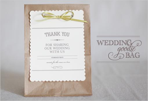 Cheap Wedding Gift Bag Ideas : WeddingDIY Vintage Wedding Favors ? Handmade Vintage Gift Bag