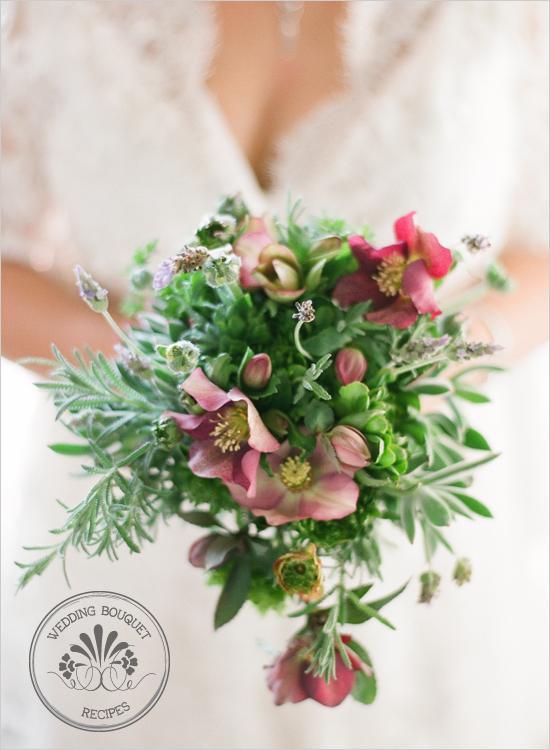 Mariage - Bouquet de mariage naturel